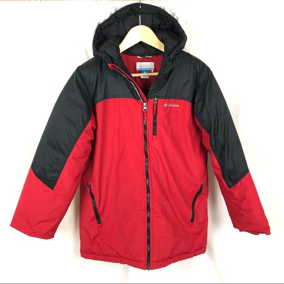 Columbia Other - LIKE NEW! Columbia hooded winter puffer coat